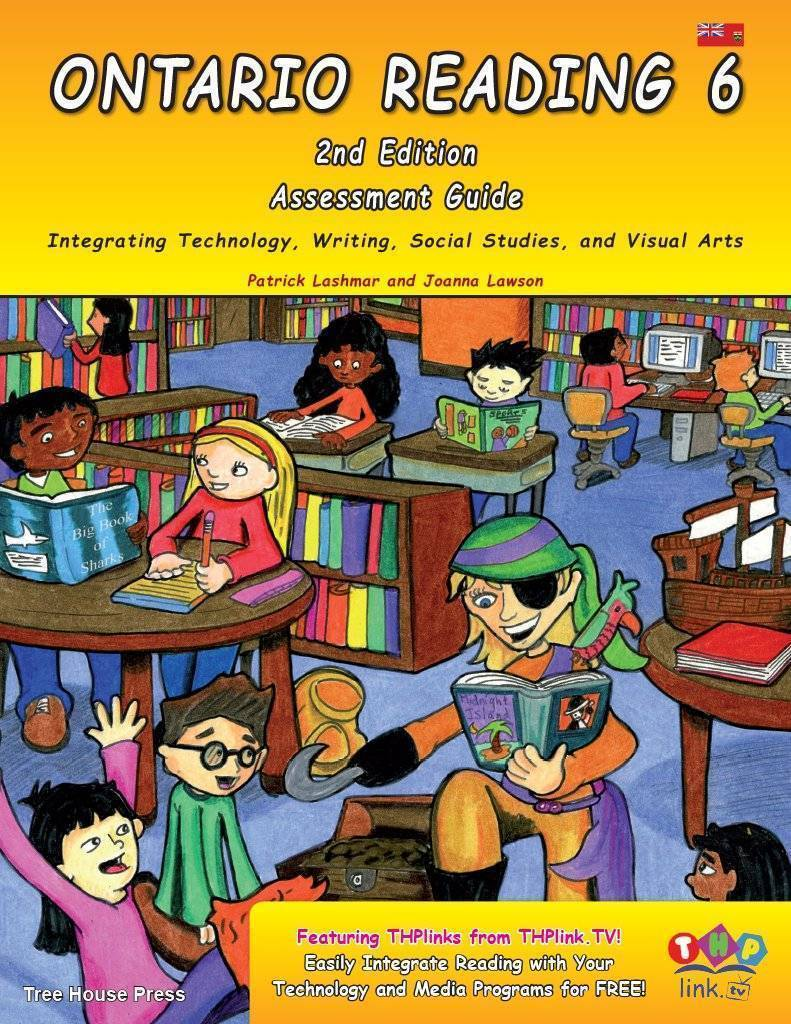 Ontario Reading 6 2nd Edition Assessment Guide