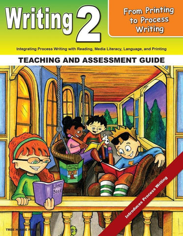 Image of Writing 2 Teaching and Assessment Guide