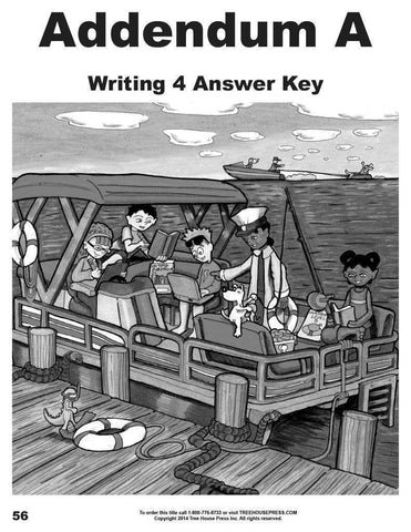 Writing 4 Teaching and Assessment Guide