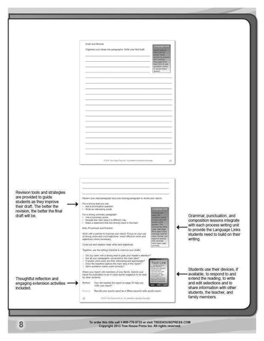Writing 6 Teaching and Assessment Guide