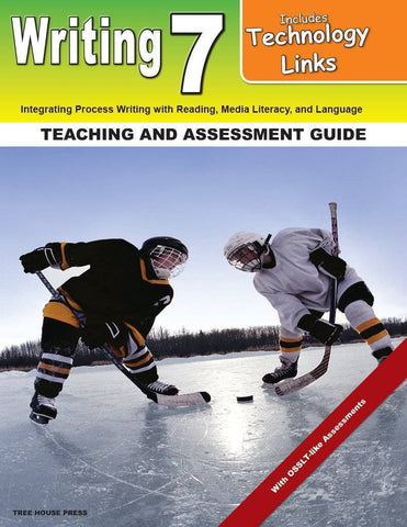 Image of Writing 7 Teaching and Assessment Guide