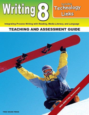 Writing 8 Teaching and Assessment Guide