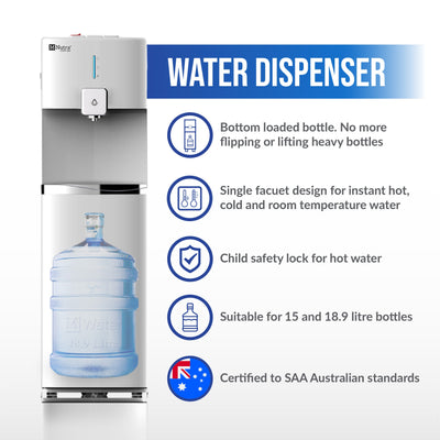 Premium Bottom Loaded 3-1 Water Dispenser