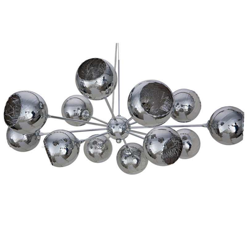 NUEVO sylvie lighting chandeliers