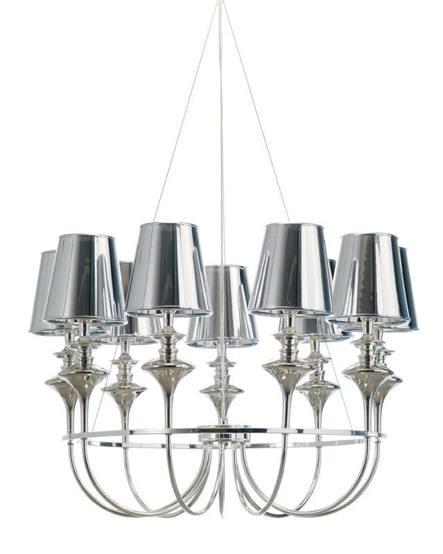 NUEVO getty lighting chandeliers