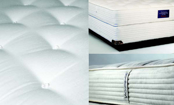 dream in style in the castle series of mattresses from attica