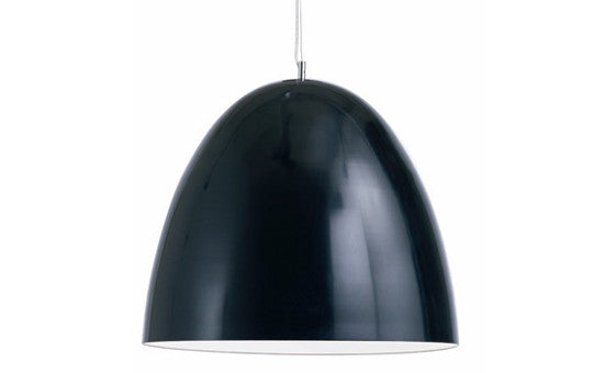 light up in style with the dome pendant from attica