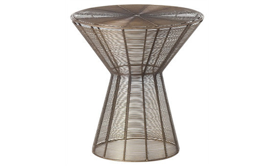 live in style with the elton side table from attica