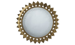 reflect your style with the farrah mirror from attica