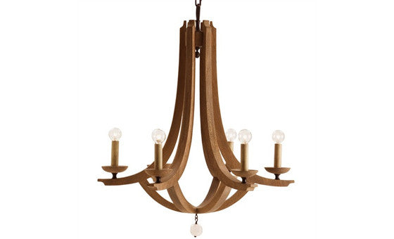 illuminate your style with the manning chandelier from attica