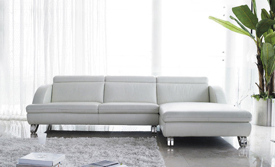 live in style with the matese sectional from attica