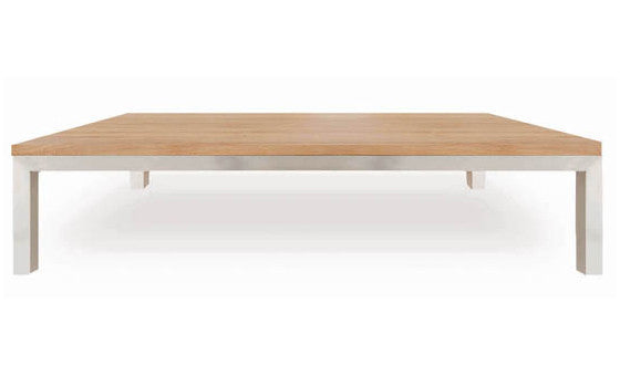 live in style with the mu natural coffee table from attica