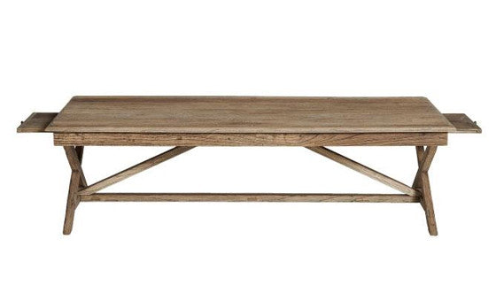 relax in style with the palma coffee table from attica