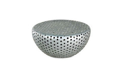 live in style with the perforations coffee table from attica