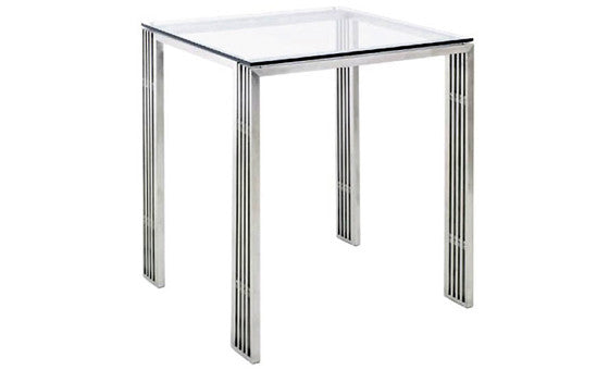 entertain in style with the quadra bar table from attica