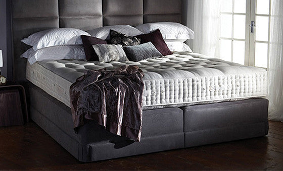the signatory mattress by vi-spring; handmade like no other