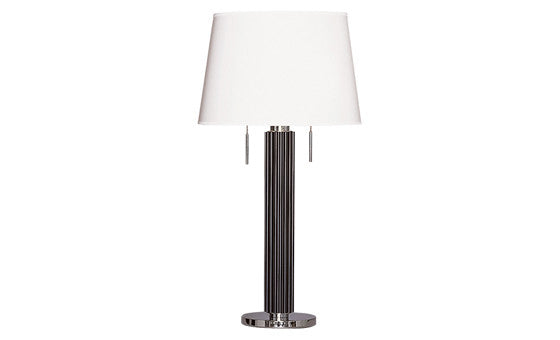 illuminate your style with the soho tall lamp from attica