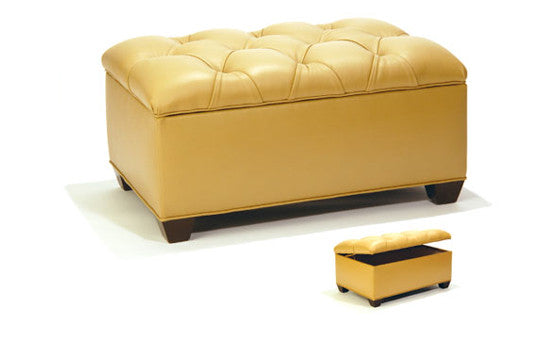 the solution storage ottoman from attica...made in canada