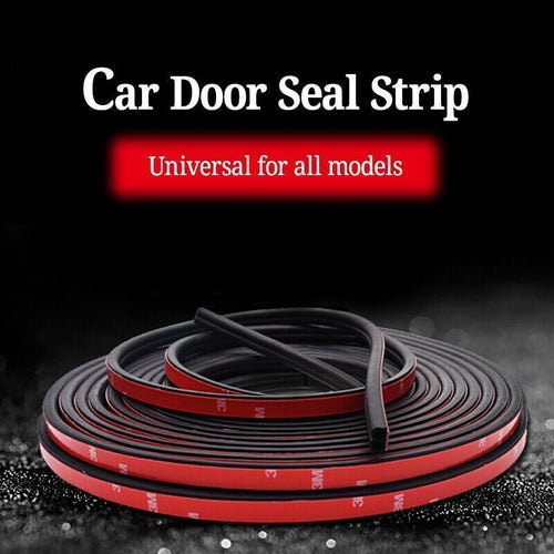 [Factory Direct Sales] Car Door Seal Strip - Pre Theft, Prevent Dust, Reduce Noice and Waterproof