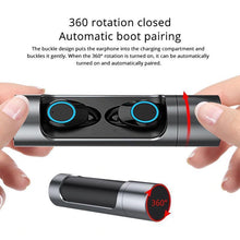 Load image into Gallery viewer, Bluetooth 5.0 Touch Control Earphone Mini Twins Wireless Earphones Stereo Headset - CHOIES SHOP