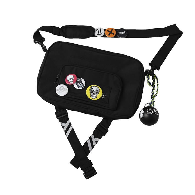 Watch Dogs 2 Marcus Holloway Bag Messenger Bag Cosplay Accessories Props for Halloween Carnival