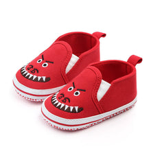 Load image into Gallery viewer, Classic Baby Girls Shoes Toddler Newborn Striped Canvas Baby Boy Shoes Leisure First Walkers Baby Girls Shoes
