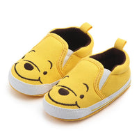 Joyo Roy Baby Boy Girl Toddler Shoes Ventilate Infant Crib Shoes Non Slip Soft First Walker  Moccasins Baby 0-1 Years DTS36