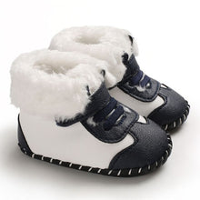 Load image into Gallery viewer, Toddler Kids Girl Shoes Winter Boots Soft Sole Walkers Sweet Princess Newborn Baby Girls First Winter Infant Footwear