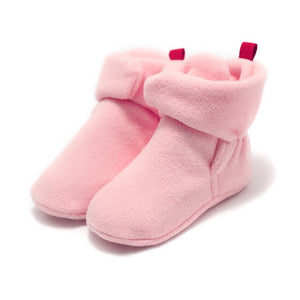 Baby Shoes 12-color High-top Baby Shoes Keep Warm Winter Babyshoes for 0-1 Year-old Baby Toddlers