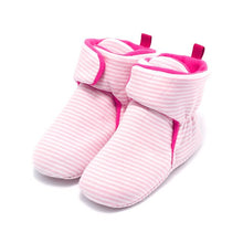 Load image into Gallery viewer, Baby Shoes 12-color High-top Baby Shoes Keep Warm Winter Babyshoes for 0-1 Year-old Baby Toddlers