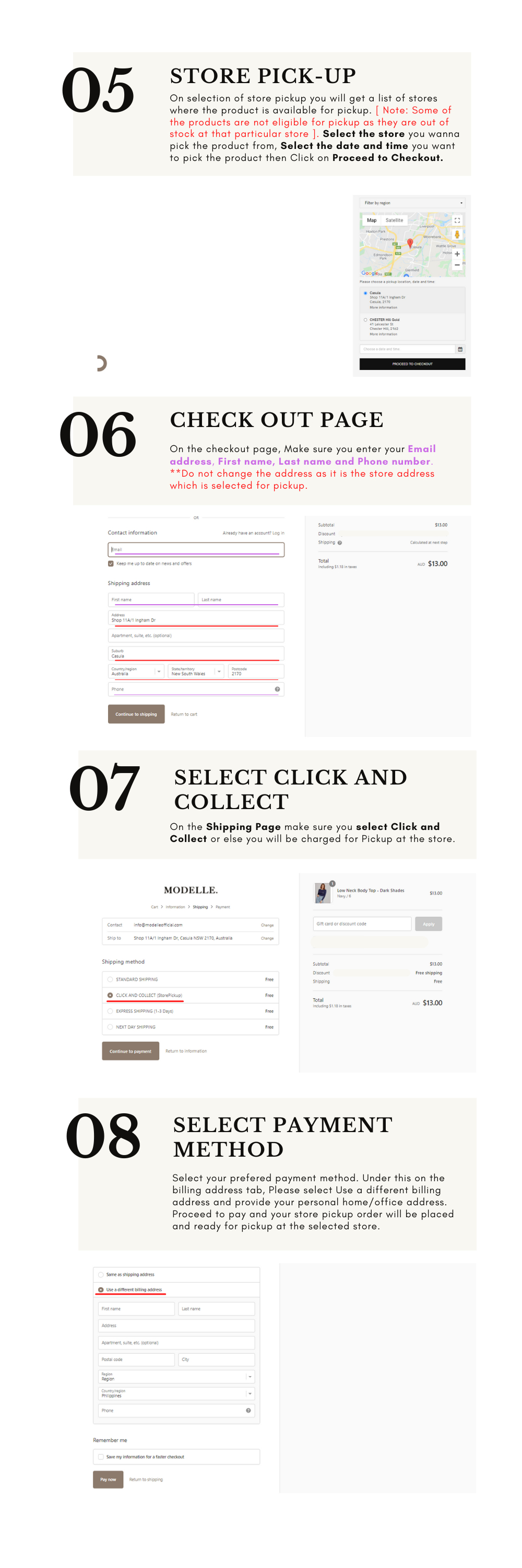 Click and Collect 2