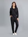 Relaxed Cotton Jumpsuit -Modelle