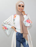 Pearl Floral Cardigan -  Modelle