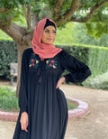 Emray Embroided Dress