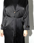 Modish Satin Trench -  Modelle