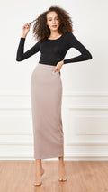 Modish Knit Skirt -  Modelle