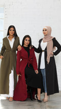Lydia Maxi Trench -  Modelle
