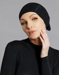 Cotton Cap - Black -  Modelle