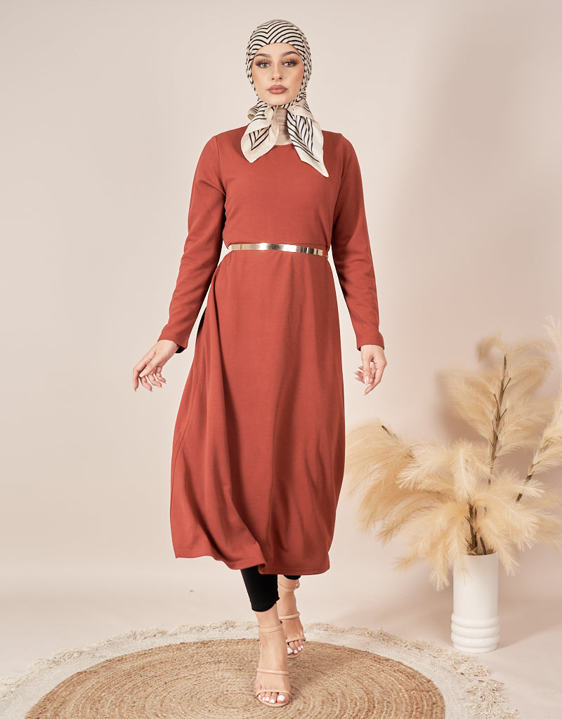 MDL00069-Tan-dress-abaya