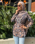 Jayda Beaded Blouse
