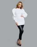 Cotton Sleeve Top -  Modelle