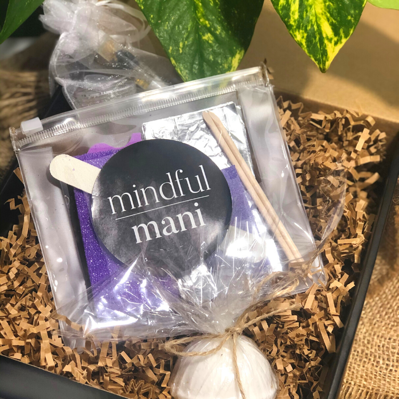 Mindful Pedicure Kit