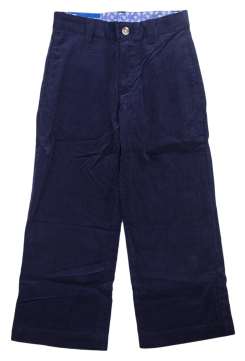 J. Bailey Navy Boys Corduroy Pants- Toddler/Boy