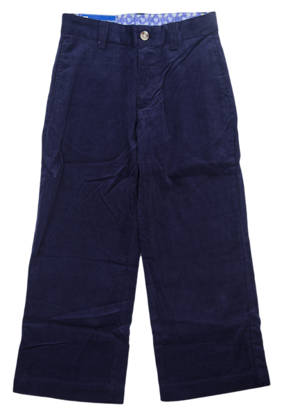 J. Bailey Navy Boys Corduroy Pants - Kids on King