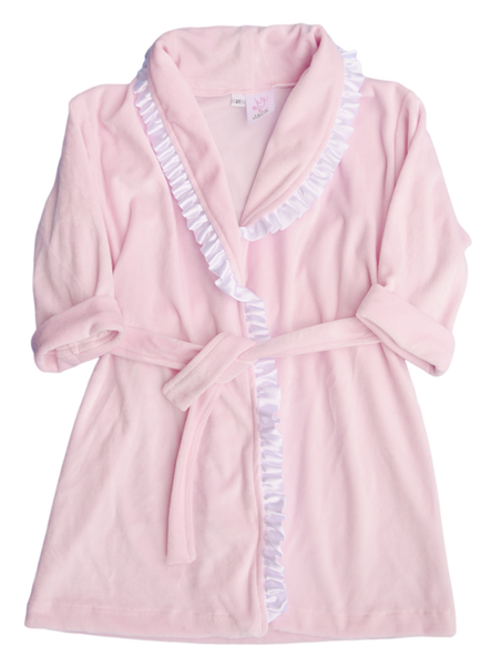 Juju & Jack Pink Robe - Kids on King