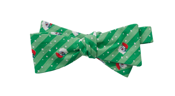 J. Bailey Santa Bow Tie - Kids on King