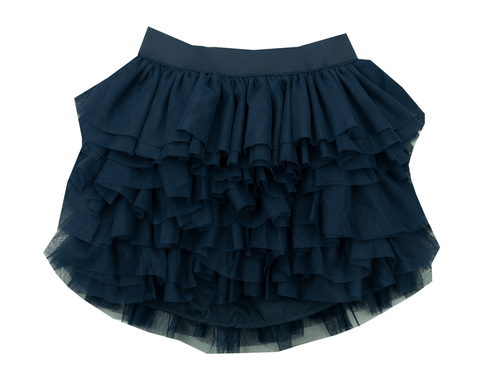Mayoral Navy Tulle Tutu Skirt