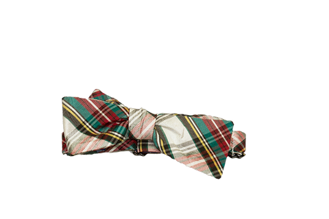 J. Bailey Holiday Tartan Bow Tie