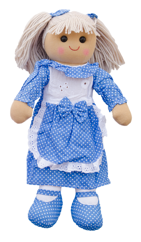 Powell Craft Apron Doll