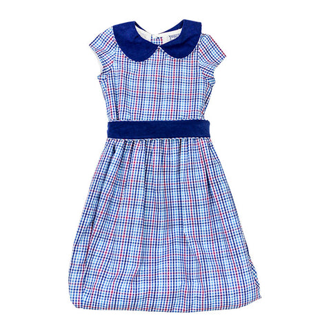 The Bailey Boys Heritage Plaid Dress